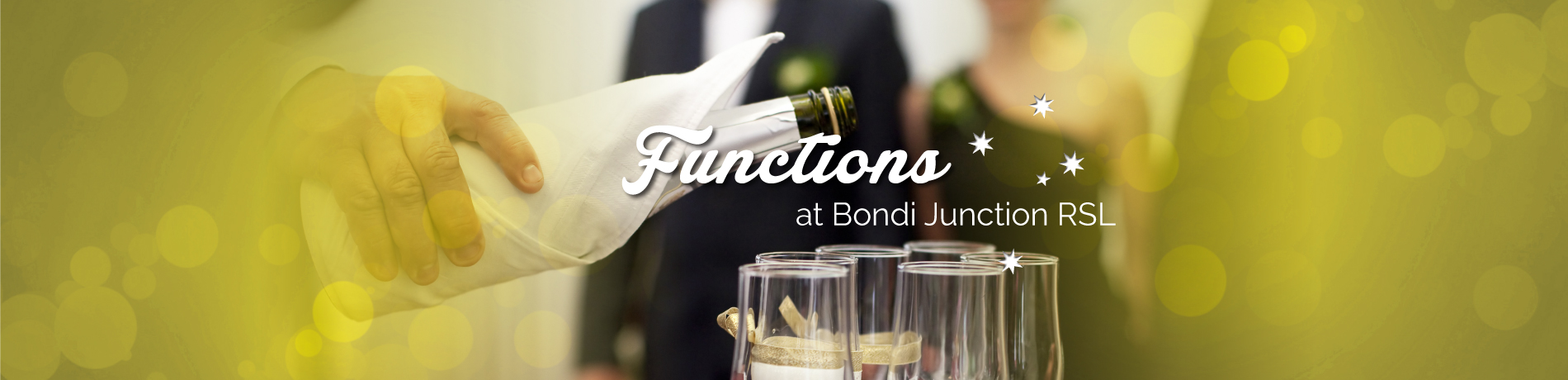 Club Bondi Junction RSL Function Rooms